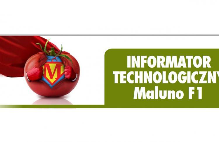 Informator technologiczny Maluno F1- Zbalansowana uprawa #3 System korzeniowy